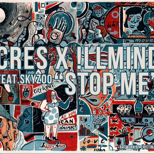 """Cres """"Stop Me"""" ft. Skyzoo (Produced by !llmind) [audio]"""