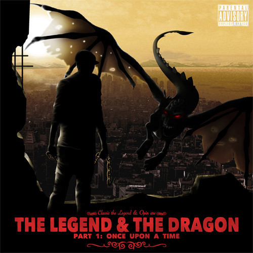 The Legend & The Dragon - Da Burner [video] + Part 1: Once Upon a Time [snippets]