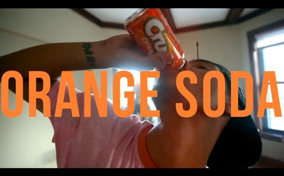 Vic Mensa - ORANGE SODA [video]