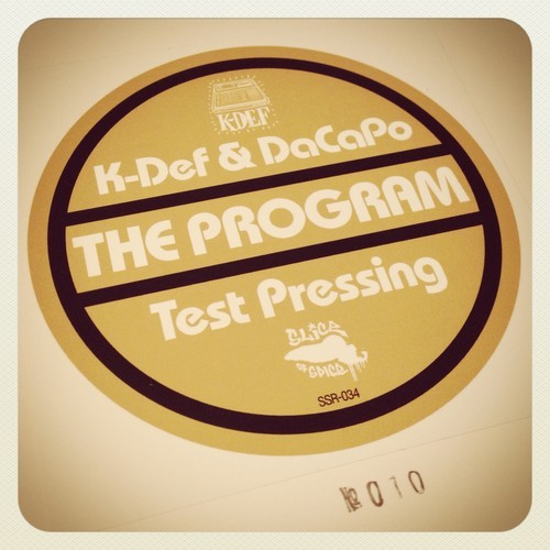 K-Def & DaCapo - The Program Project [audio]