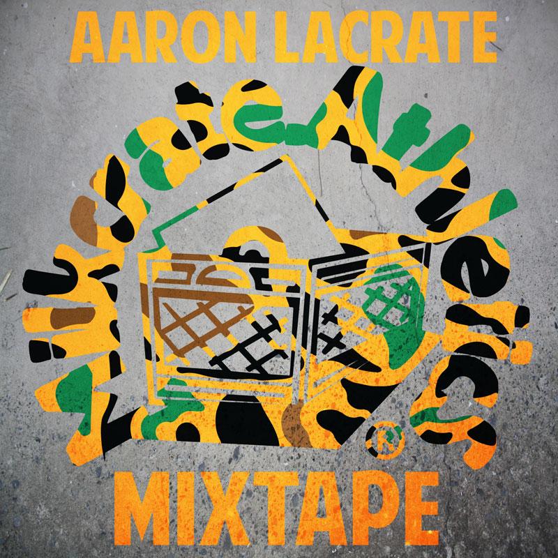 "Aaron LaCrate ""Milkcrate Athletics Mixtape"" (w/ Emilio Rojas, Bishop Nehru, ScHoolboy Q + more)"