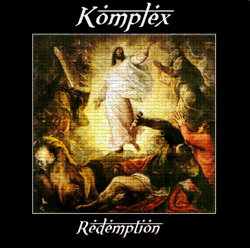 "Komplex (Treacherous COB Producer) ""Redemption"" (Instrumental LP)"