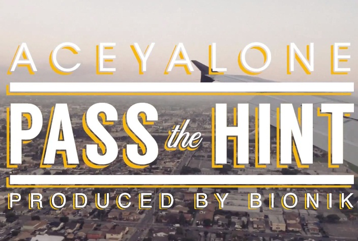 Aceyalone - Pass the Hint [video]