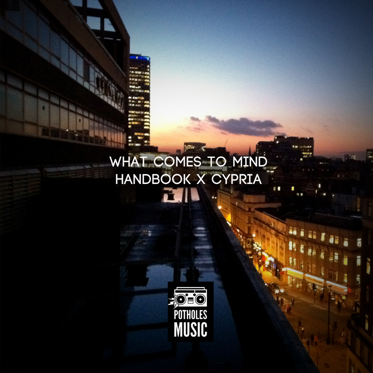 Handbook x Cypria - What Comes To Mind [EP]