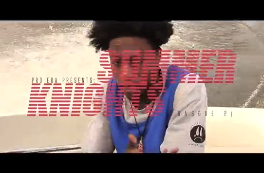 Joey Bada$$ - Alowha [video]