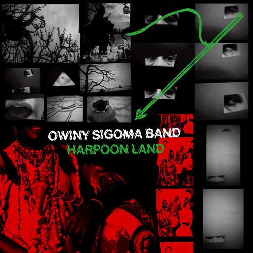 "Owiny Sigoma Band ""Harpoon Land"" (Hello Skinny Remix) [audio]"