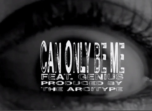 "Ruste Juxx & The Arcitype ""Can Only Be Me"" feat. Genius [video]"