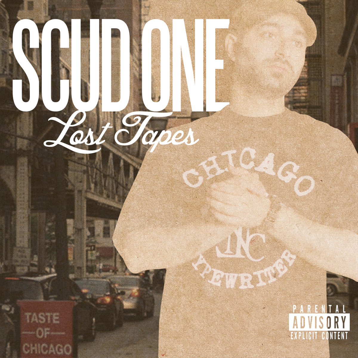 Scud One - Lost Tapes