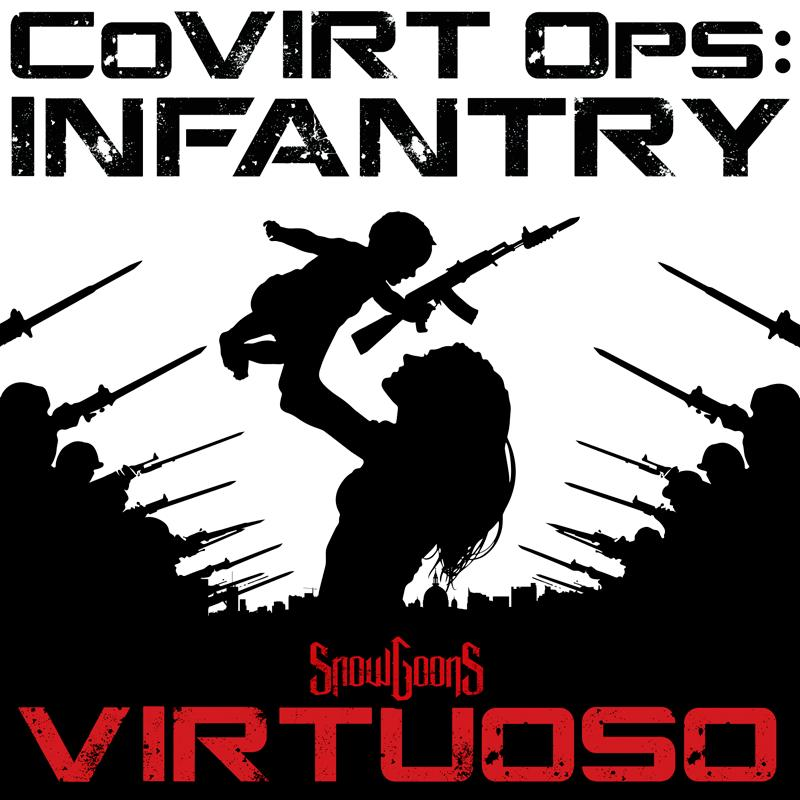 Virtuoso - Ted Koppel ft. M-Dot, V. Knuckles (prod. by Snowgoons) [audio]