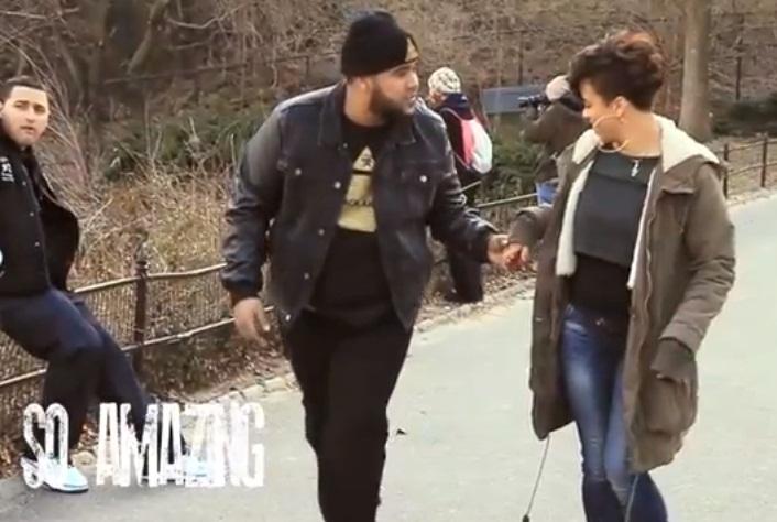 Ceazar - So Amazing ft. Junii [video]