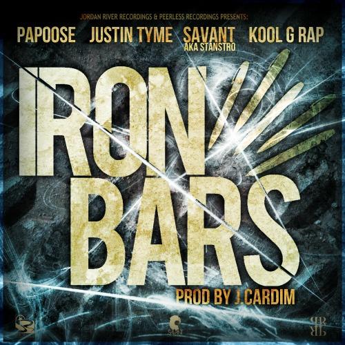 Papoose x Justin Tyme x Savant aka Stanstro x Kool G Rap - Iron Bars (prod. by J.Cardim) [mp3]