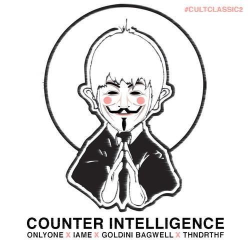 OnlyOne - Counter Intelligence feat. IAME & Goldini Bagwell [audio]