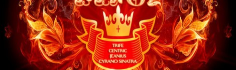 Centric x Cyrano Sinatra x Jean1us - KINGZ [mp3]