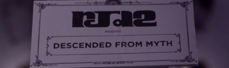 "RJD2 ""Descended From Myth"" [video]"