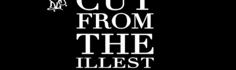 """Funky DL's 2014 Kickstarter campaign for the """"CUT FROM THE ILLEST CLOTH"""" album"""