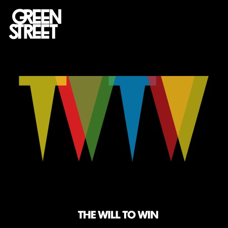 Green Street - The Will To Win Front Cover
