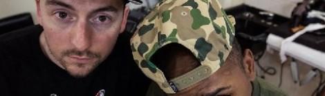 Buckshot & P-Money - BackPack Travels Album (Stop Motion Video)