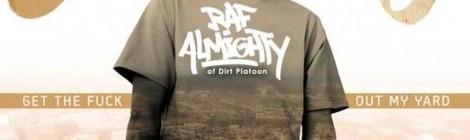 Raf Almighty - G.T.F.O.M.Y. [snippet + cover + tracklist]