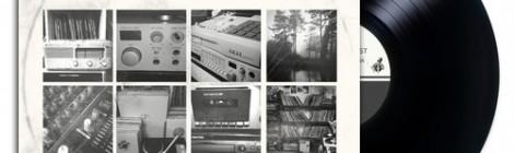 "Kista & Glad2Mecha - Collecting Dust [LP + LTD 12"" Vinyl + Snippets]"