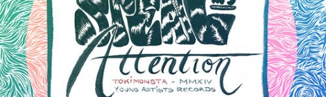 TOKiMONSTA - Steal my Attention [audio]