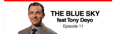 Donwill – Bad With Names Episode 11: The Blue Sky (feat Tony Deyo) [Podcast]