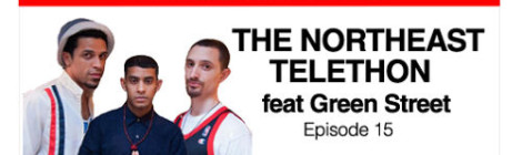 Donwill – Bad With Names Episode 15: The Northeast Telethon feat Green Street [Podcast]