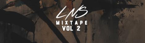 "LNS Crew ""LNS CREW VOL 2"" ft. Sean Price, Dee-1, Killa Kyleon, Max Frost & more"