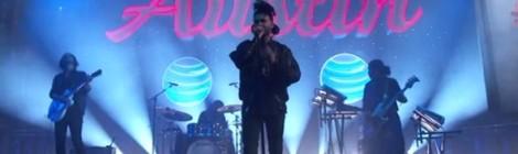 The Weeknd - Earned It (Live on Jimmy Kimmel Live!) [video]