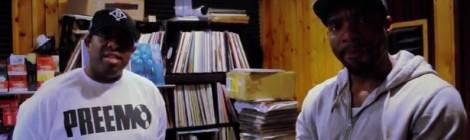 Loaded Lux Gets His 1st DJ Premier Beat | D&D Headcourterz Studio [video]