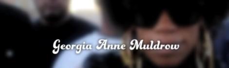 Georgia Anne Muldrow - Great Blacks [video]