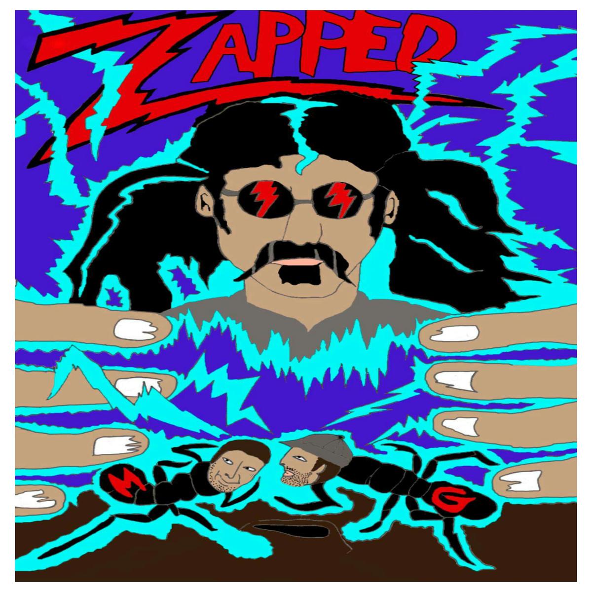 Gajah & Mute Speaker - Zapped [EP]