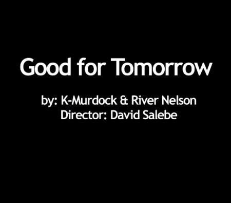 goodForTomorrow