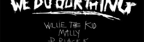 JR & PH7 ''We Do Our Thing'' ft. Willie The Kid, MaLLy, P. Blackk & Fabrashay [audio]