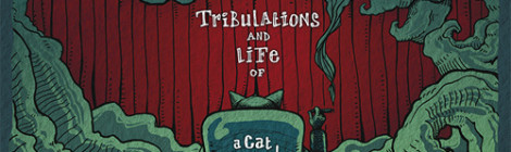 a Cat Called FRITZ - TRIBULATIONS & LIFE OF a Cat Called FRITZ [album sampler]