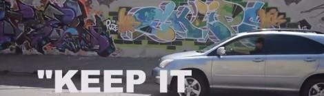 White Mic - Keep It Solid ft. Eddie K [video]