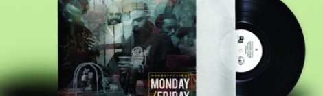 "Monday/Friday - ""Monday/Friday WCMGmix"" ft. Working Class Music Group [audio]"