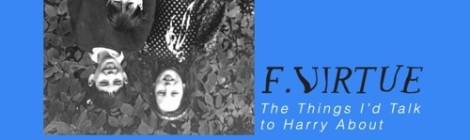 F. Virtue - January: Mourning Meditations [audio]