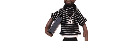 J Dilla figure – DONUTS VERSION