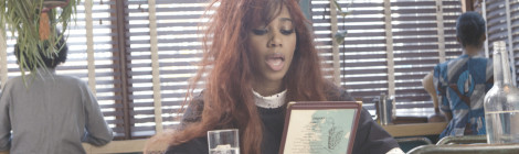 "Santigold Reveals Innovative ""Can't Get Enough Of Myself"" Video That Incorporates the Viewer in Real Time"