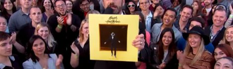 """Mayer Hawthorne """"Love Like That"""" + """"Fancy Clothes"""" (Jimmy Kimmel Live) [video]"""