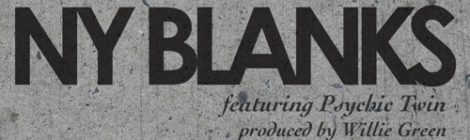 Elucid - NY Blanks ft. Psychic Twin (prod by Willie Green) [audio]