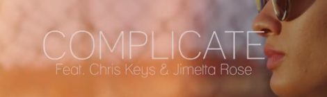 "MED ""Complicate"" ft. Jimetta Rose (Prod. by Chris Keys) [video]"