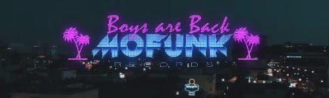 "XL Middleton & Eddy Funkster ""The Boys Are Back"" ft. Brian Ellis, Zackey Force Funk & Diamond Ortiz [video]"