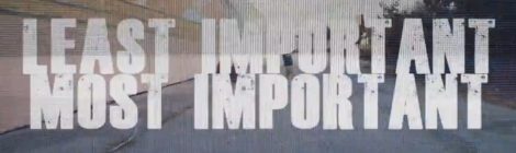 Career Crooks (Zilla Rocca & Small Pro) - Least Important Most Important [video]