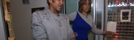 Behind-the-scenes at rapper Q-Tip's home studio (CBS This Morning) [video]