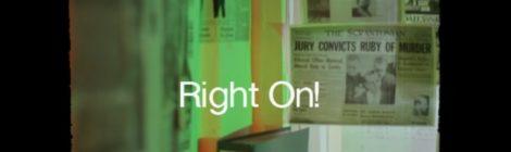 JuJu Rogers & Bluestaeb - Right On! [video]