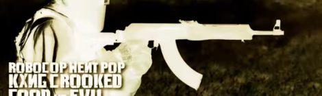 """KXNG Crooked """"Robocop Went Pop"""" [video]"""