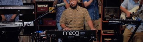 Mndsgn - Lather (Live at Red Gate) [video]
