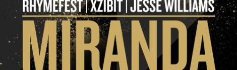 "J.PERIOD ""Miranda (Rise Up)"" ft. Rhymefest, Xzibit & Jesse Williams [audio]"