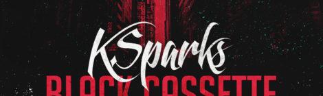 K. Sparks - Black Cassette ft. Snoh Ramos & Nation (Prod. By Kurser) [audio]